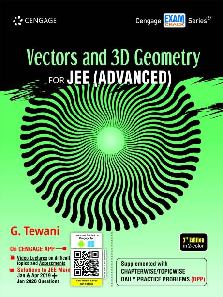 Vectors and 3D Geometry for Jee (Advanced) - For JEE (Advanced) 3 Edition