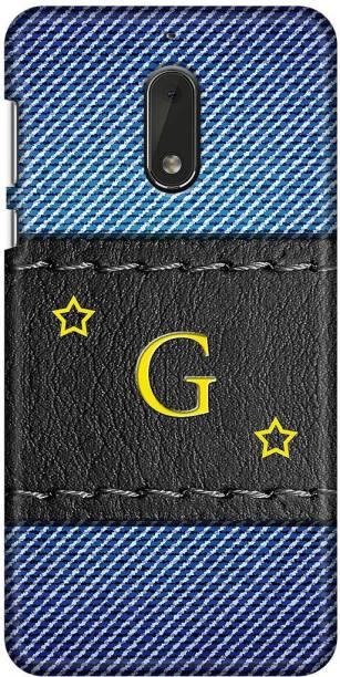 Flipkart SmartBuy Back Cover for Nokia 6