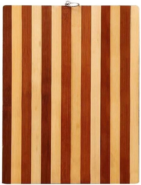 Flipkart SmartBuy Fruit Vegetable Chopping Board Wooden Cutting Board