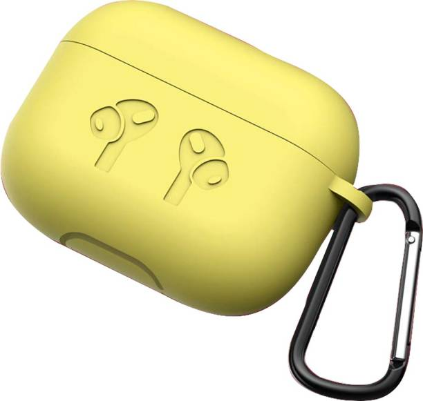 Crysendo Silicone Pull String Headphone Pouch
