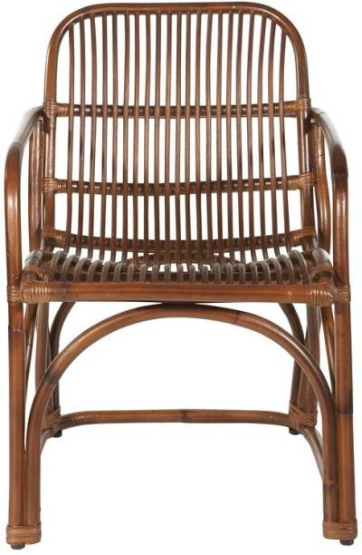 Amour Franklinton Cane Living Room Chair