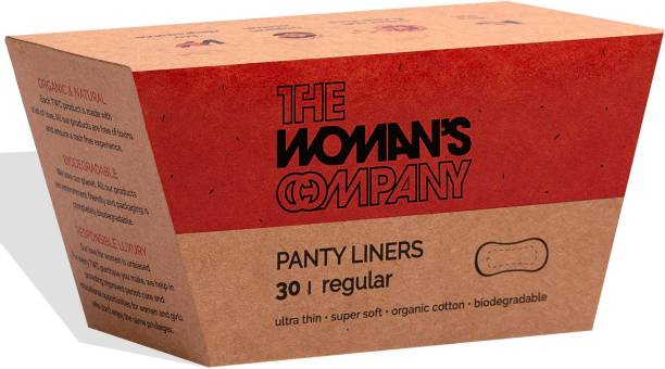 The Woman's Company Super Soft Organic Cotton Pantyliner
