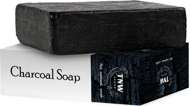 TNW - The Natural Wash CHARCOAL SOAP