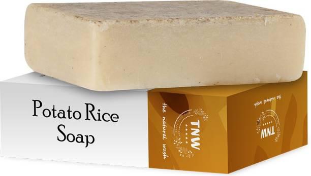 TNW - The Natural Wash POTATO RICE SOAP