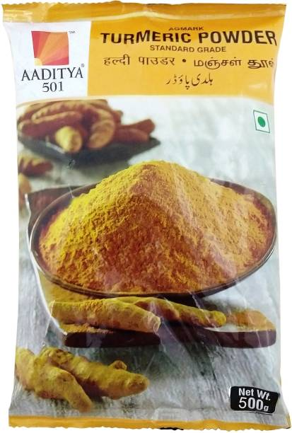 AADITYA 501 Turmeric Powder