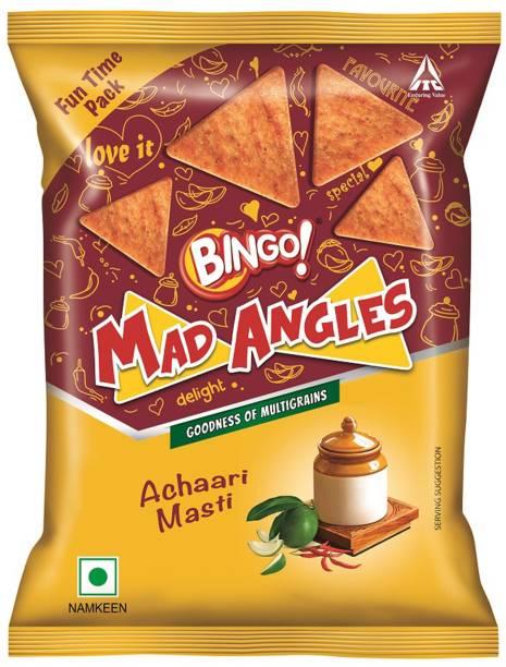 Bingo Mad Angles - Achaari Masti Chips