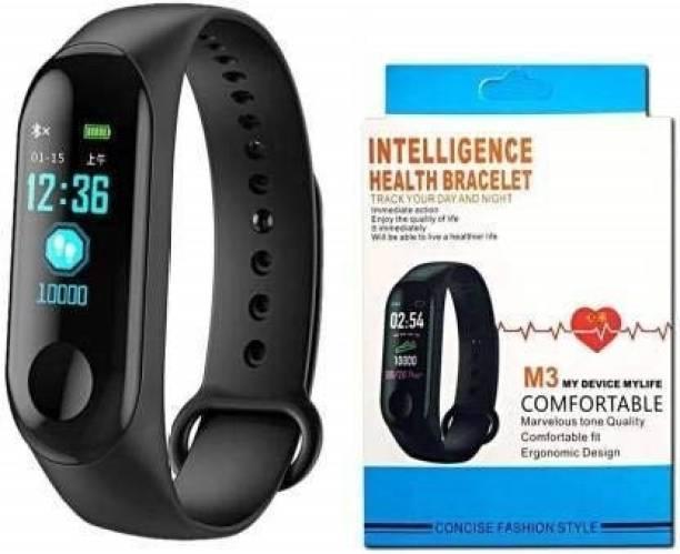 memobones M3 Bluetooth Fitness Smart Health Band/Smart Fitness Band Fitness Band