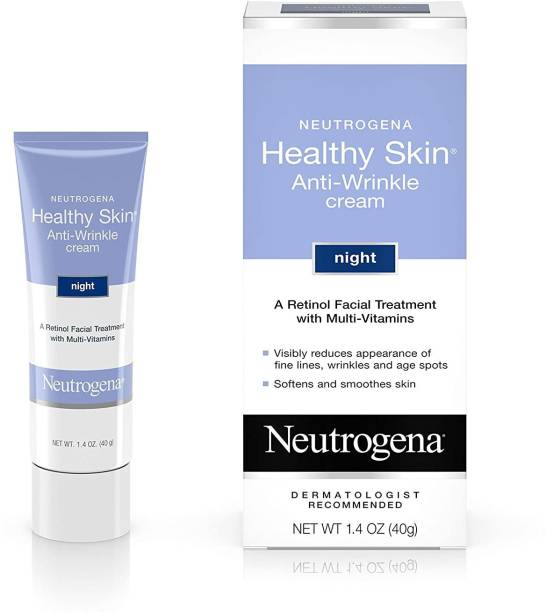 NEUTROGENA Healthy Skin Anti Wrinkle Retinol Cream with Vitamin E
