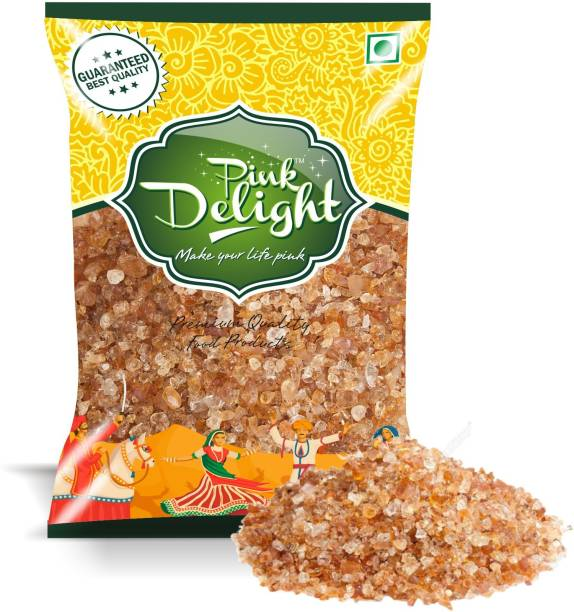 Pink Delight Gond Dried Gum