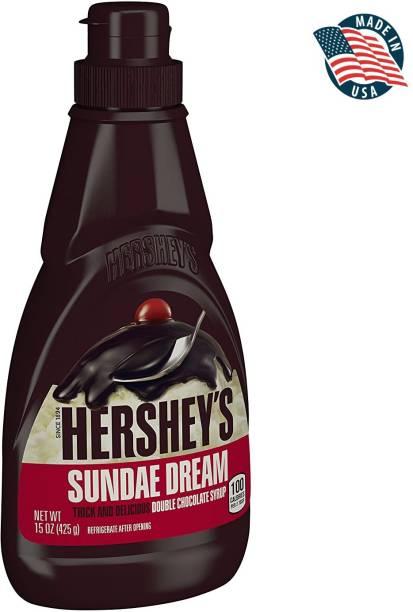 HERSHEY'S SUNDAE DREAM Double Chocolate Syrup