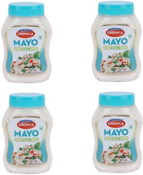 CREMICA Mayo lite pack 4 1100 g