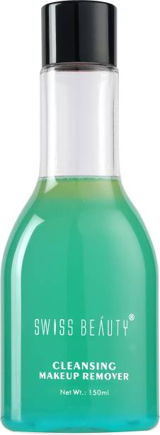 SWISS BEAUTY Cleansing Makeup Remover, Face Makeup, Shade-01 ,150 ml Makeup Remover