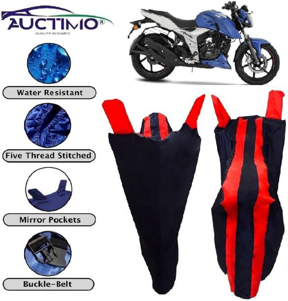 AUCTIMO Two Wheeler Cover for TVS