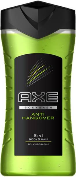 AXE Anti Hangover Shower Gel for Men | Stimulating Citrus Fragrance 250ml
