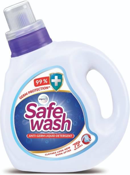 WIPRO front load 1 kg Multi-Fragrance Liquid Detergent singal pc Multi-Fragrance Liquid Detergent
