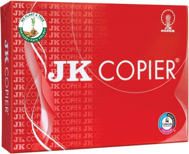 JK Copier - Unruled A4 75 gsm Printer Paper