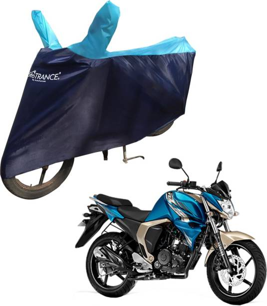 MOTOTRANCE Two Wheeler Cover for Yamaha