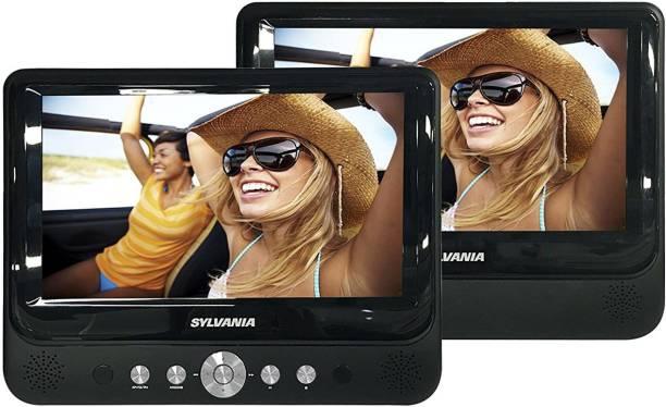 Sylvania SDVD8737 7-Inch Dual Screen Portable DVD Player [CAT_88612] 7 inch DVD Player