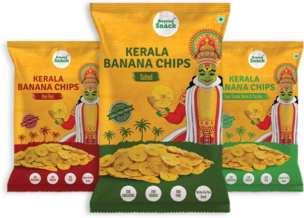 Beyond Snack Banana Chips Chips