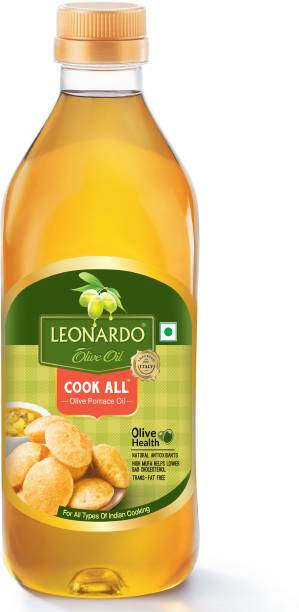 LEONARDO Pomace Olive Oil Plastic Bottle