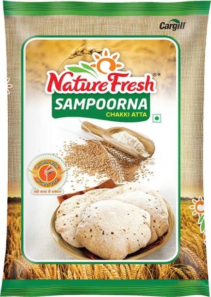 Nature Fresh Sampoorna Chakki Atta