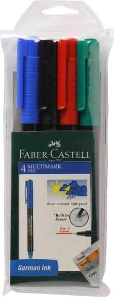 FABER-CASTELL Multimarker Assorted Fine Wallet