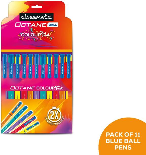 Classmate Colour Fest Series Ball Pen