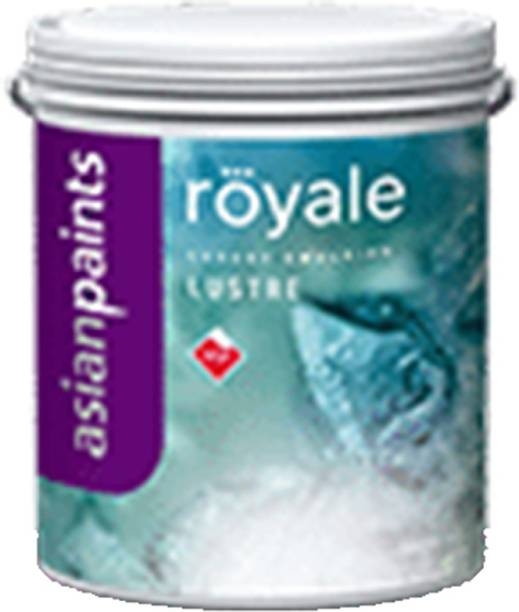 ASIANPAINTS royale-9 White Distemper Wall Paint
