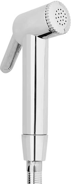 CERA Health Faucet with Wall Hook and 1M Chrome Plated PVC Hose Pipe (F8030103D1) Health  Faucet