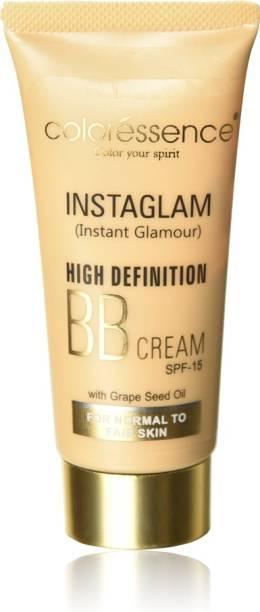 COLORESSENCE Instaglam high defination BB cream 40 gm Foundation