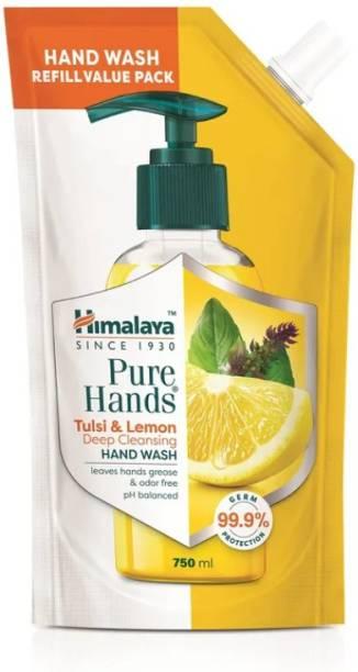 HIMALAYA Pure Hands LMNHDWH Handwash 750 ml Hand Wash Pouch