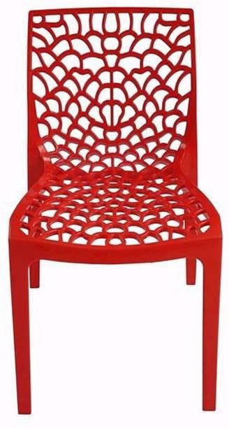 Homegenic Plastic Living Room Chair