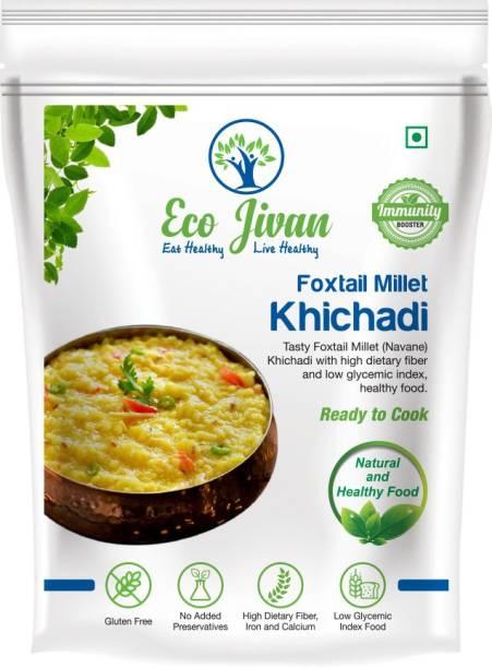 ECO JIVAN INSTANT FOXTAIL MILLET KHICHADI 400 g