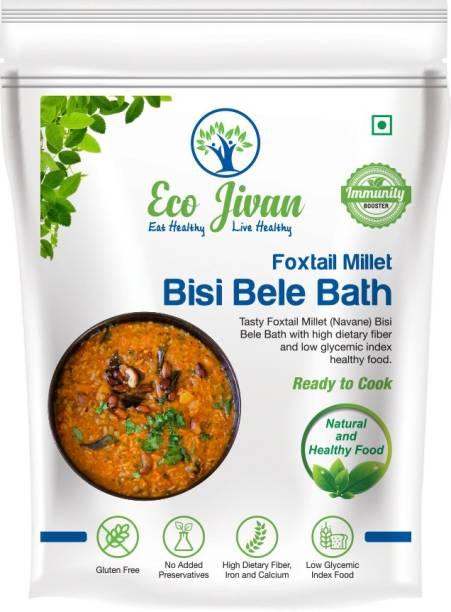 ECO JIVAN Instant Millet Bisi Bele Bath 400 g
