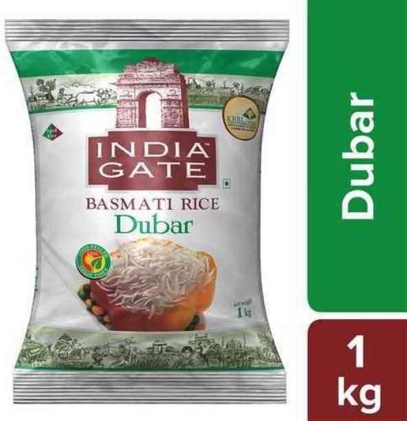 INDIA GATE DUBAR RICE 1KG BAG Basmati Rice