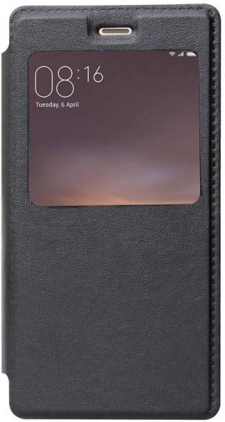 Elica Flip Cover for Motorola Moto C Plus