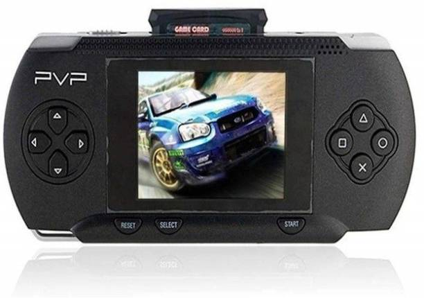 """Cyxus 4G PVP BLACK COLOR GAMING CONSOLE WITH 2.8"""" LCD DISPLAY-PVP-BK993 2 GB with Mario 1st, Mario 2nd"""