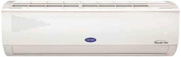 CARRIER 1.5 Ton 3 Star Split Inverter AC with PM 2.5 Filter  - White