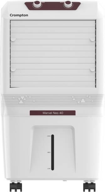 CROMPTON 40 L Room/Personal Air Cooler
