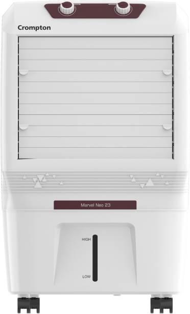CROMPTON 23 L Room/Personal Air Cooler