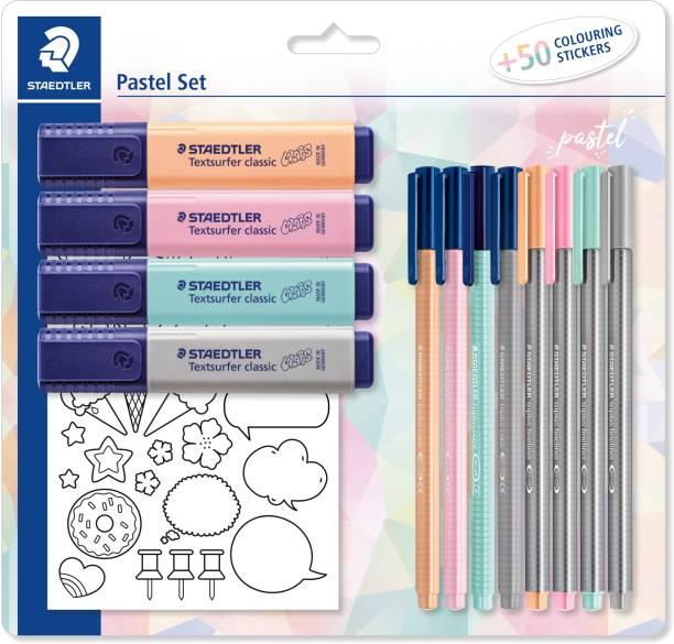 STAEDTLER 61 SBK1 Pastel Set  Office Set