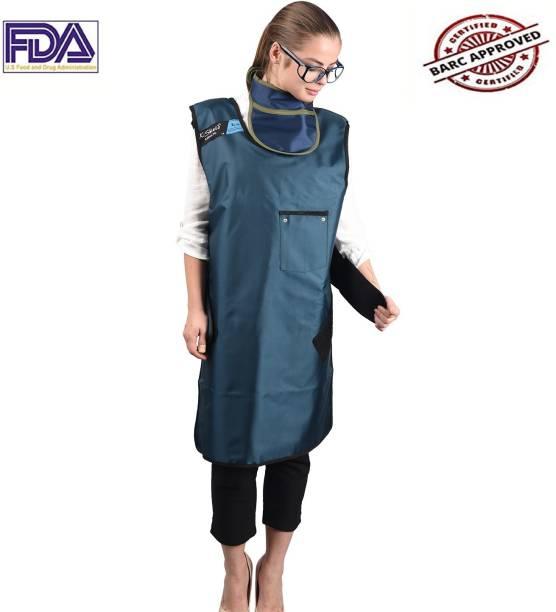 X-SHIELD Front Type 0.50 mmpb Shirt Hospital Scrub