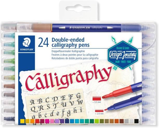 STAEDTLER 3005 TB24 Design Journey Marker Pen Set