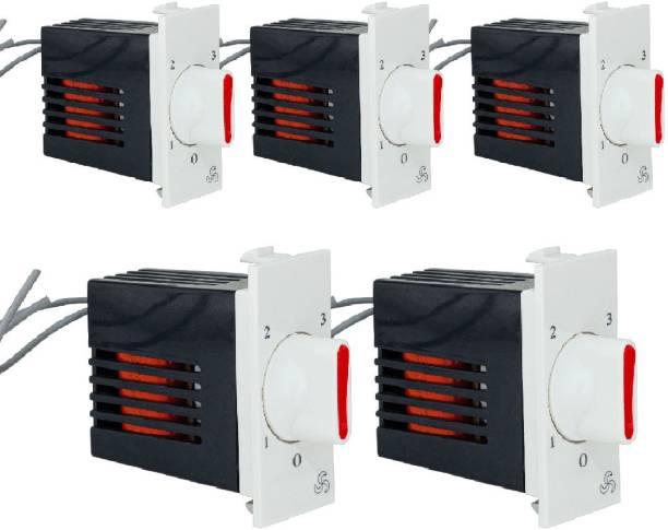 HI-PLASST (5 pcs ) Switch Redex Modular 4-step Step-Type Button Regulator