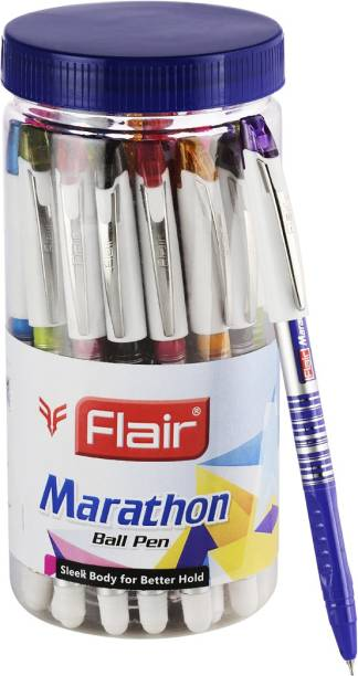 FLAIR Marathon Jar of Ball Pen