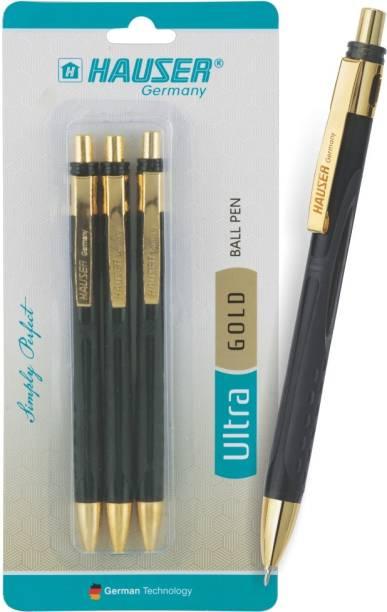 HAUSER Ultra Gold Ball Pen