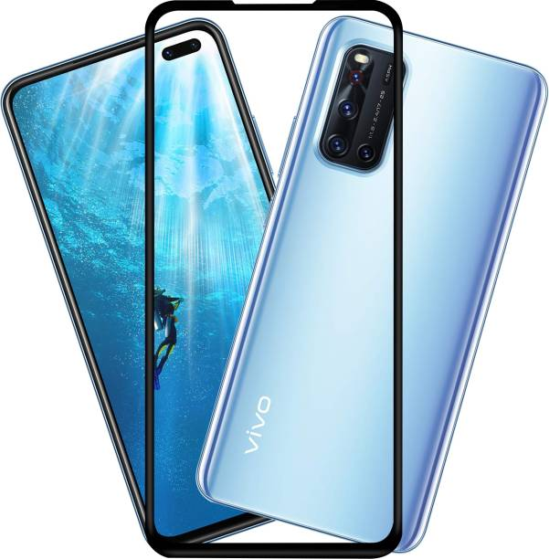 Hupshy Edge To Edge Tempered Glass for Vivo V19