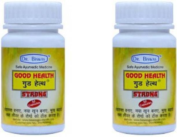 Dr. Biswas Good Health Strong