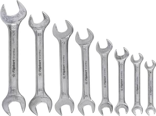 Flipkart SmartBuy OpenEnd8 Double Sided Open End Wrench
