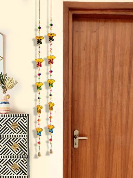 DreamKraft Ganesha Door Hanging Toran Toran